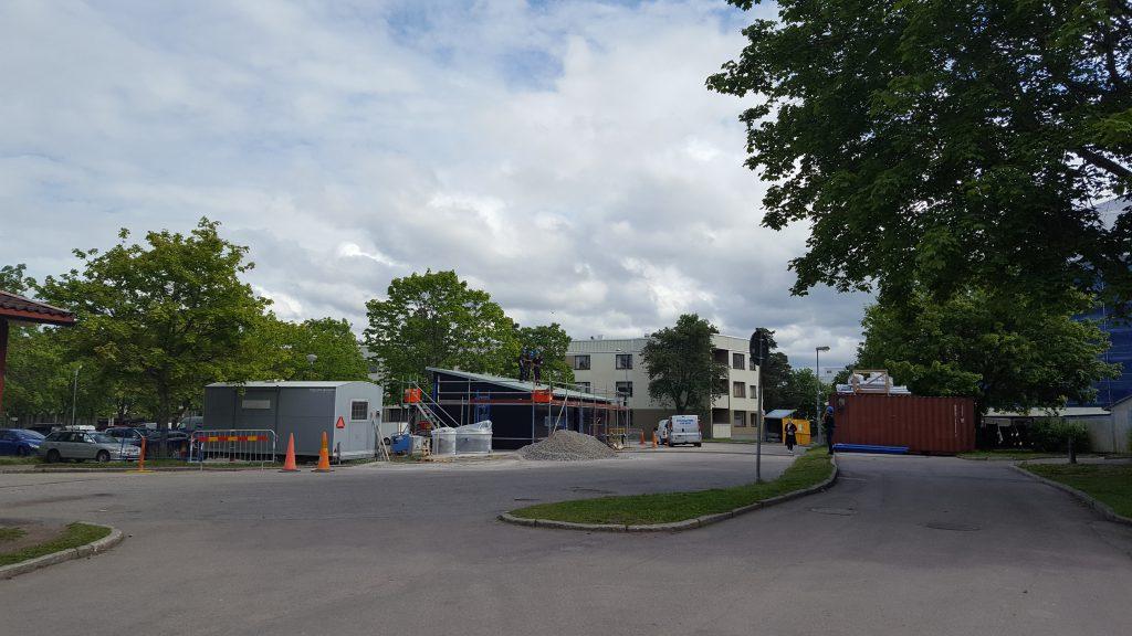 Gävle September 2016