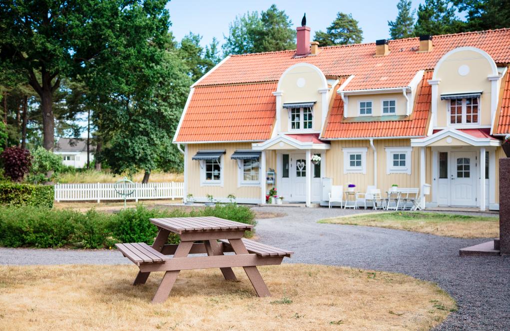 Bänk Kolberga